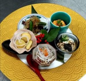 ホテルサンライズ銚子 レストラン「椿」
