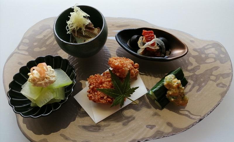 レシピ開発/レシピ提供。8月の和食
